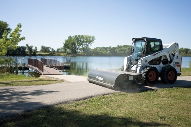 Bobcat Co. Earns U.S. Fish and Wildlife Service Compact Equipment Contract