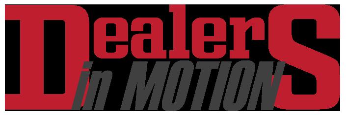 Dealers in Motion Logo