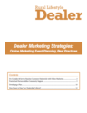 Dealer Marketing Strategies