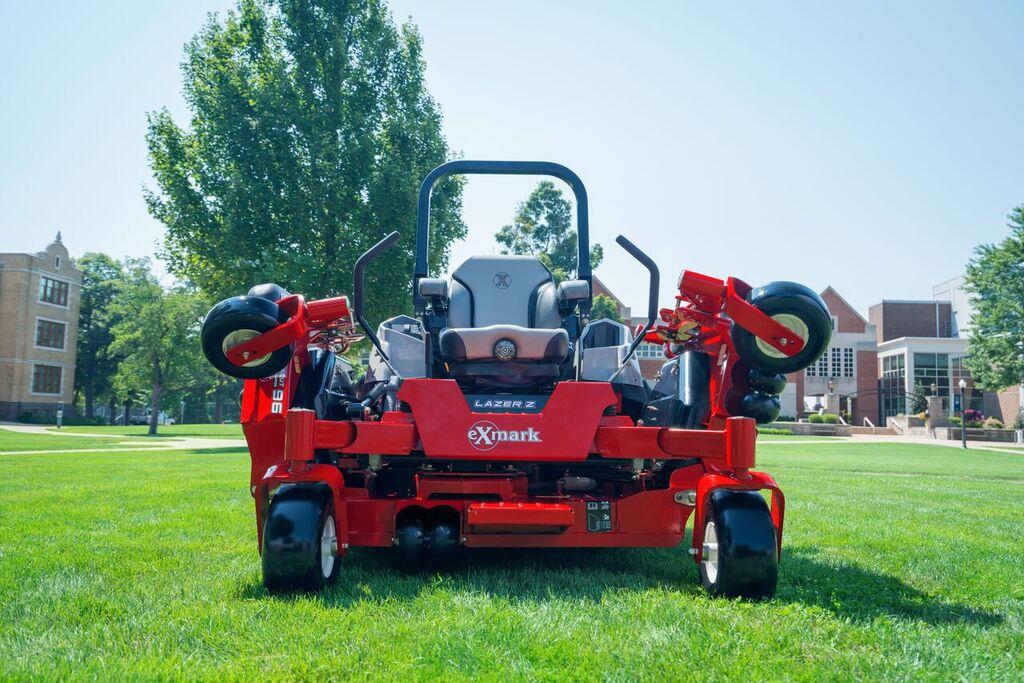 Exmark Introduces New Lazer Z Diesel Rural Lifestyle Dealer