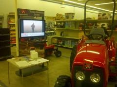 Visiting Rural King's Massey Ferguson Kiosk | Rural Lifestyle Dealer