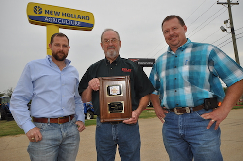 Dealership of the Year 2015: Kelly Tractor & Equipment Longview