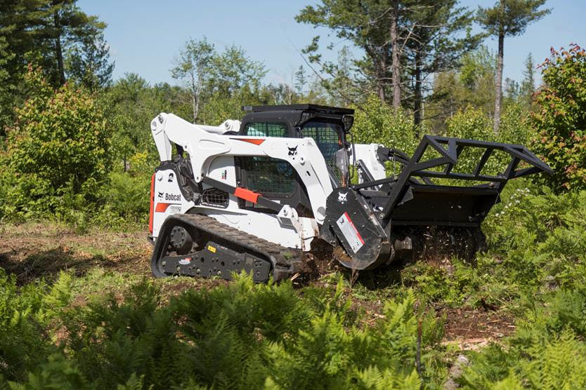Bobcat Forestry Attachment
