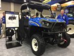 New Holland Rustler