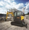 New Holland Compact Excavator
