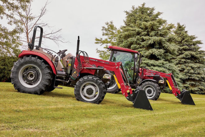 Case IH Adds to Farmall Tactor Lineup
