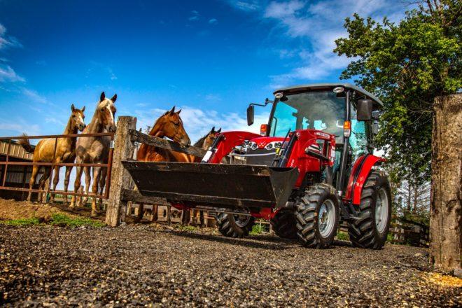 Massey Ferguson Debuts 1700M Series Compact Tractor