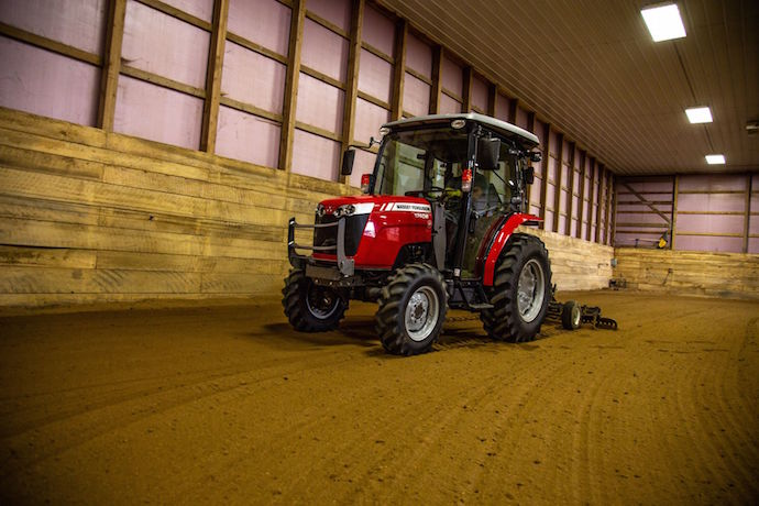What's Coming in Tractor Technology? Massey Ferguson's