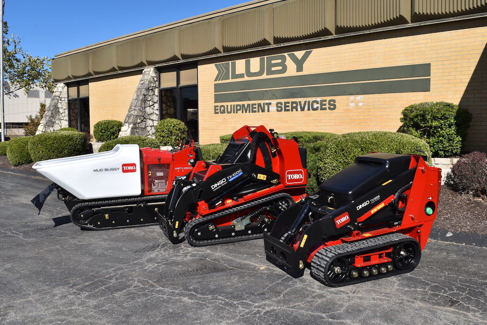 luby equipment