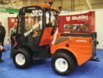 Multihog Tractor
