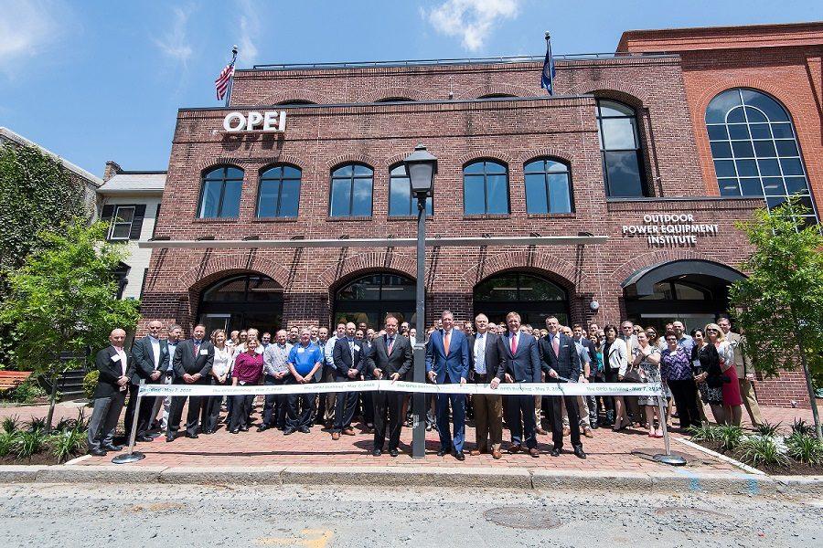 OPEI headquarters building