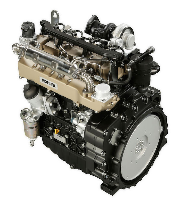 KOHLER Continues to Expand Distribution for KDI Diesel Engines ...