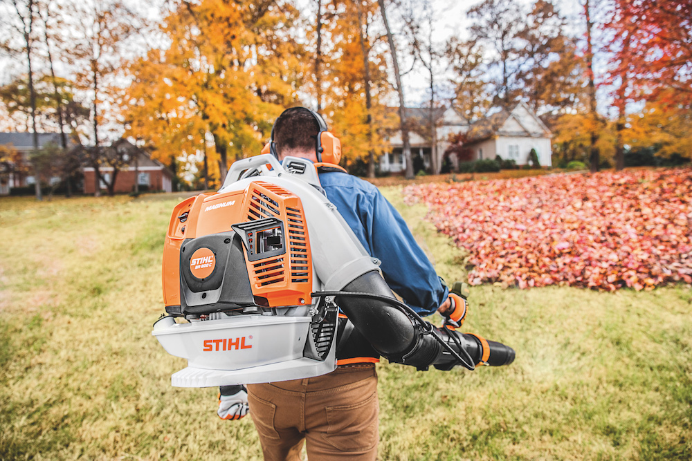 STIHL Introduces Two New Backpack Blowers | Rural Lifestyle Dealer