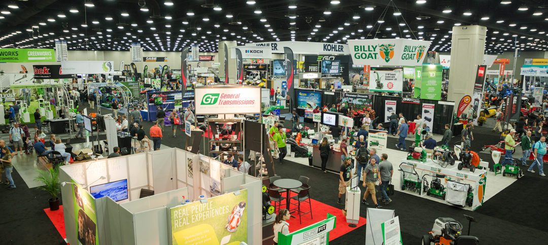 GIE Expo Show Floor