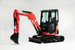 Kubota U27-4 Tight Tail Swing Excavator