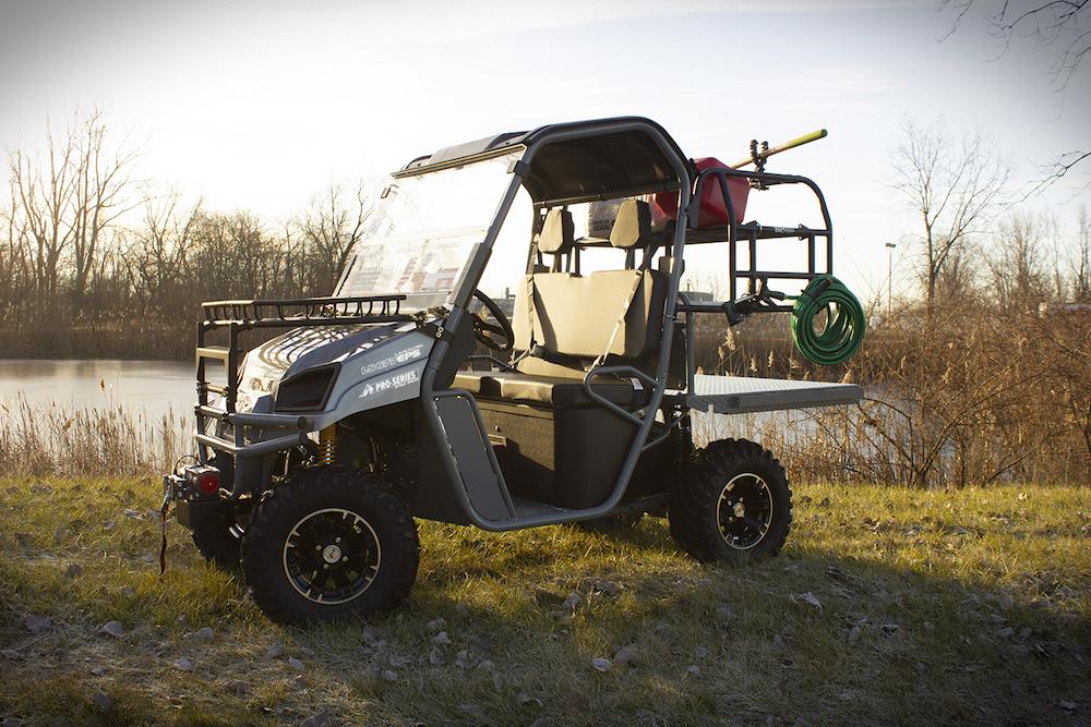 American LandMaster Adds New Model Configurations, Body