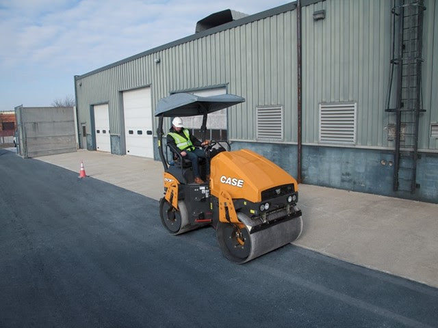 Case New Vibratory Rollers