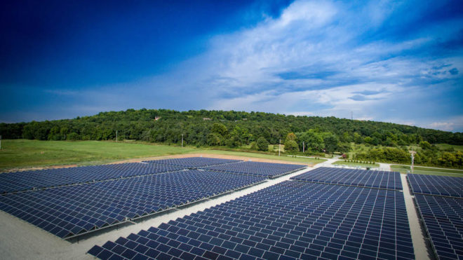 Arkansas Factory to Become First Solar Powered Facility for Husqvarna Group
