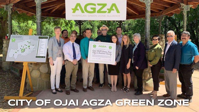 AGZA Green Zone Gathering