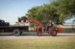 Kubota B01 Compact Tractor