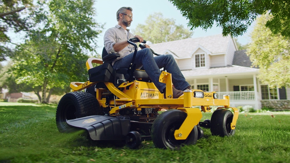 Cub Cadet Introduces New Ultima Residential Zero-Turn Mower