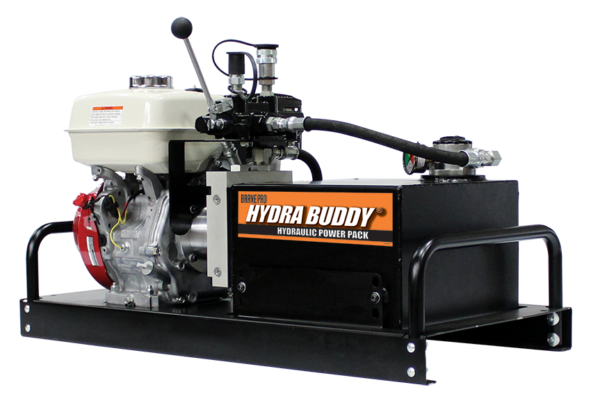 Brave Adds Remote and Skid Hydraulic Power Systems to Line