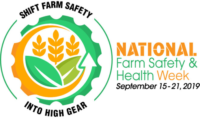 This Week is National Farm Safety & Health Week