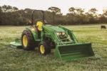 John Deere 4M Heavy-Duty Compact Utility Tractor
