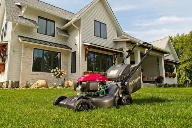 Honda Power Equipment Products Offered at Lowe's