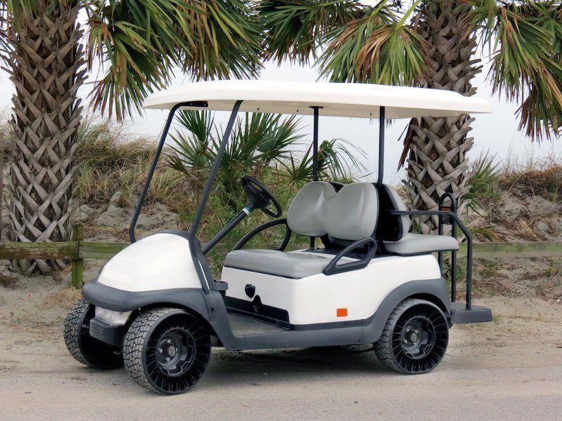Michelin Golf Cart