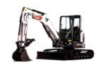 Doosan Bobcat Green Machine Excavators