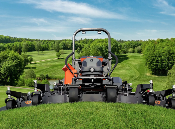 Lastec Zero-Turn Mower