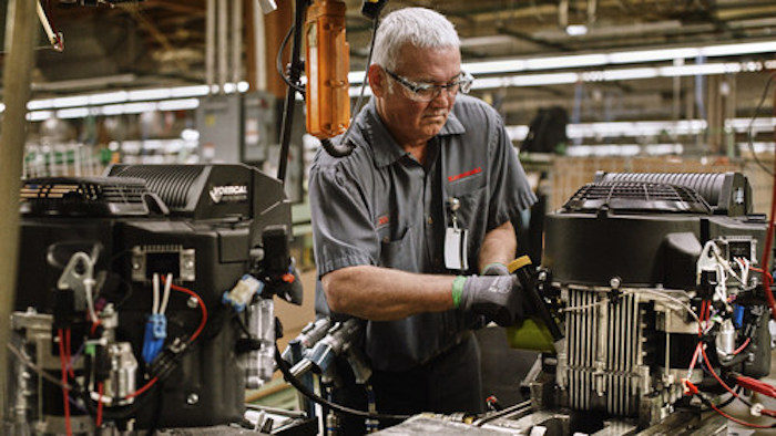 Increased Kawasaki Engine Production To Come Online