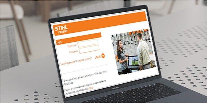 www.STIHLiCADEMY.com.