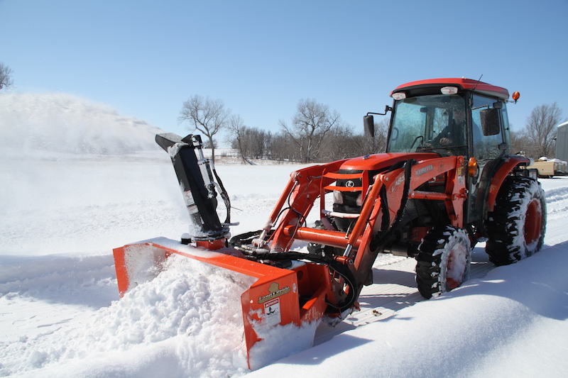 Blower Snow Removal Equipment : Snow removal product roundup