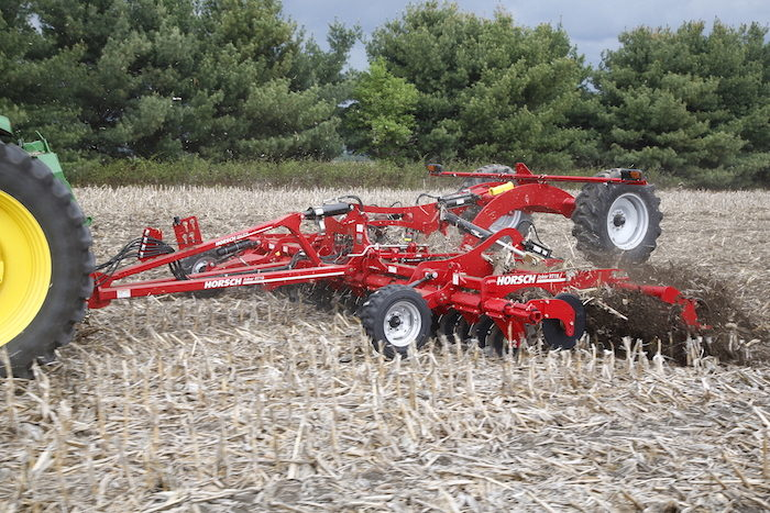 Horsch Joker RT Tillage Tool with EDC Technology