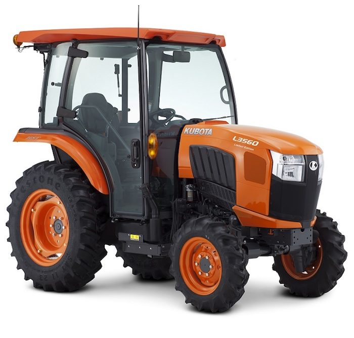 Kubota L3560 Limited Edition Deluxe Cab Tractor_0719 copy