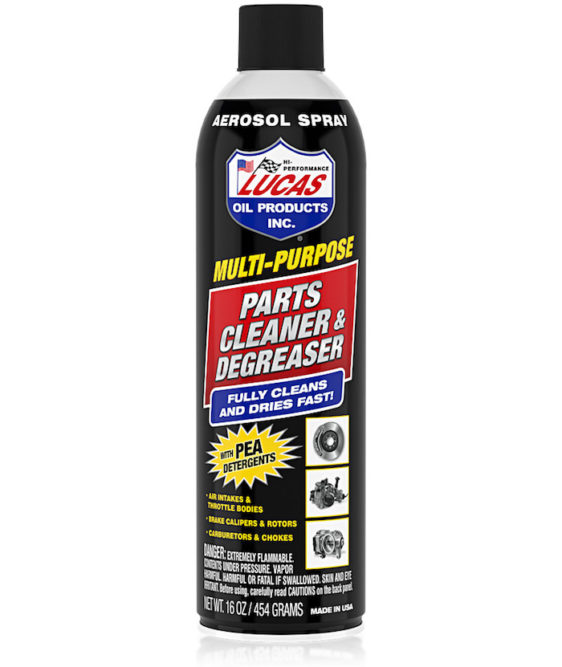 Lucas Multi-Purpose Parts Cleaner & Degreaser