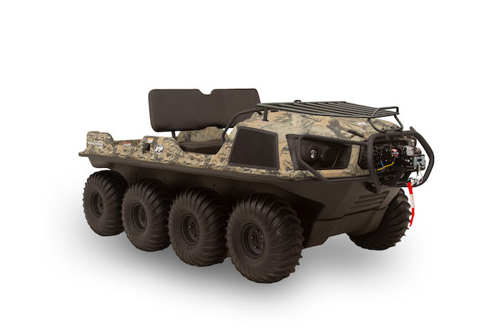 Argo Inc. Frontier 700 Scout 8 X 8 ATV