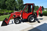 Curtis Industries LLC Mahindra Max 26 XLT Cab System_1119 copy