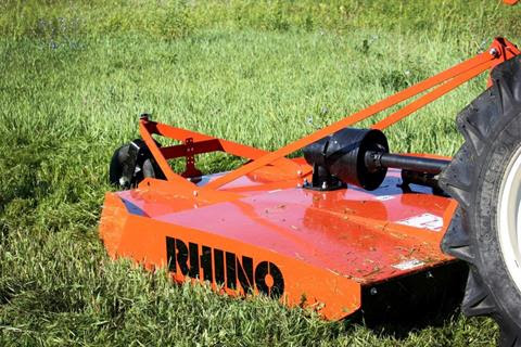 Rhino Single Spindle 2016