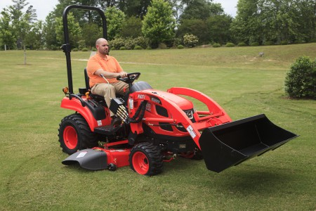 Featured Product: CS2410 KIOTI Sub-Compact Tractor | Rural Lifestyle