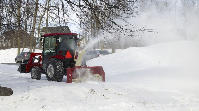 Mahindra Snow Blower And Blade Rural Lifestyle Dealer