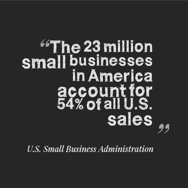 Small Business stat
