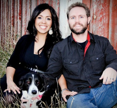 Jesse Lasater and his wife, Veronica, are the founders of Harvest Funders, a crowdsourcing site for agriculture.