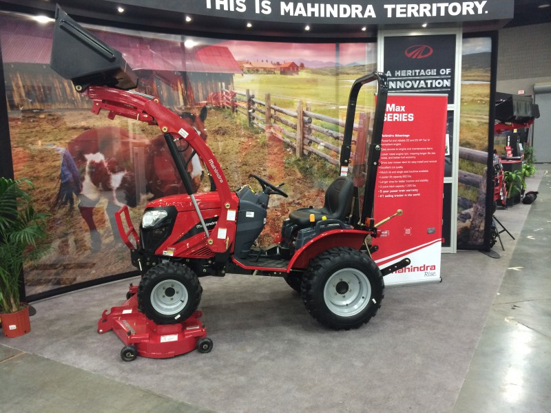 Featured Product Mahindra Usa Announces New Emax Series