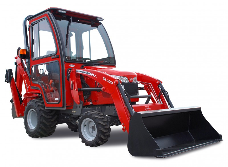 Featured Product: New Cab System for Massey Ferguson Sub
