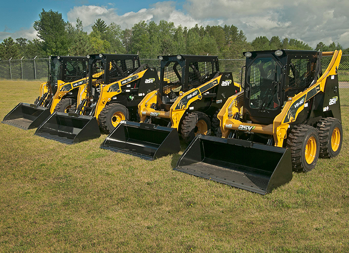 ASV Launches New Skid Steer Loader Product Line and Expands