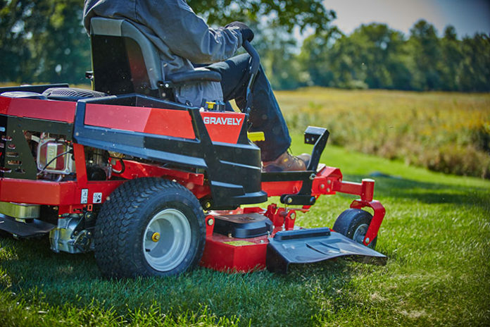 Gravely Introduces the ZT X Zero-Turn Mower | Rural Lifestyle Dealer