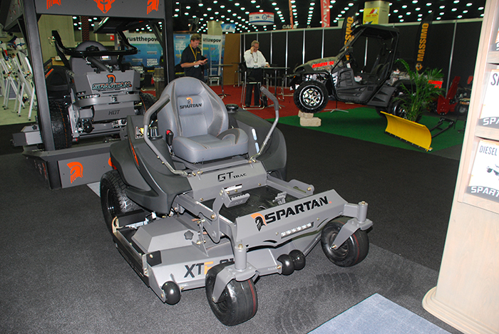 Spartan Mowers Beats Revenue Projections by 300% | Rural